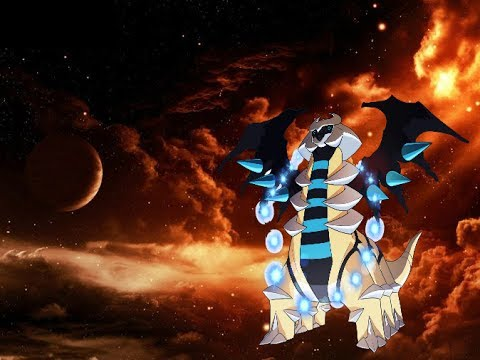 Pokemon x and y how to get giratina
