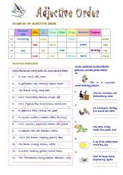 Position of adverbs exercises pdf