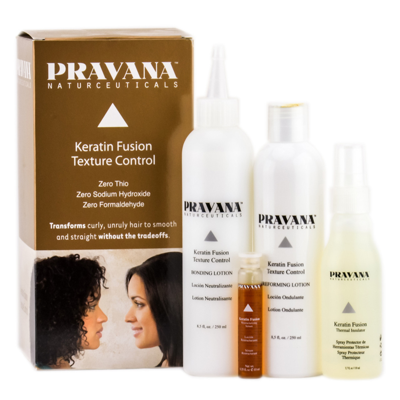 pravana smoothing treatment instructions