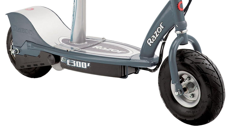 razor e300 charging instructions