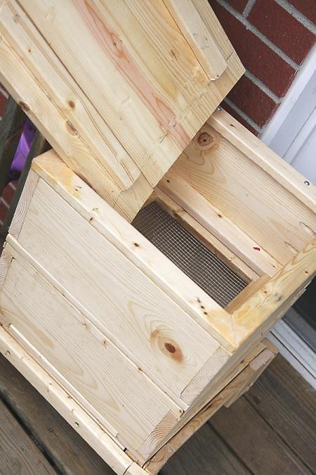 rubbermaid compost bin instructions