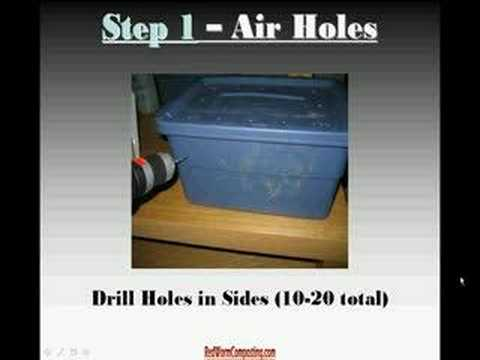 rubbermaid compost bin instructions