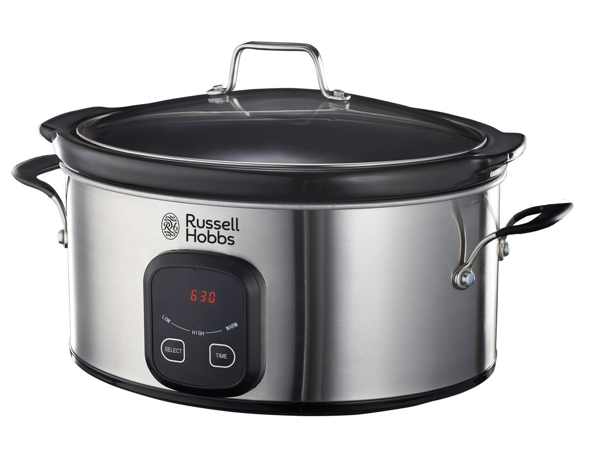 russell hobbs digital slow cooker instructions