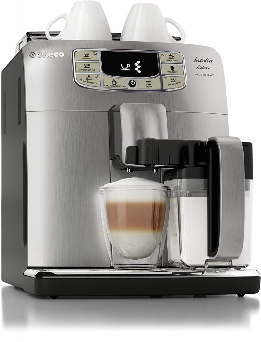 saeco magic deluxe coffee machine manual