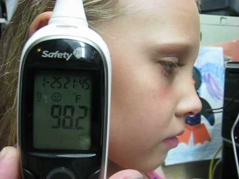 safety first versascan talking thermometer instructions