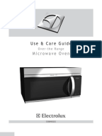 samsung timesaver 1000w microwave user manual
