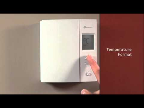 stelpro thermostat programmable instruction