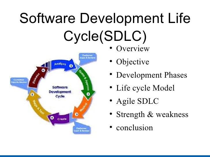 System development life cycle pdf