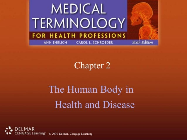 The human body in health and disease 7th edition pdf