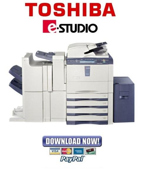 toshiba e studio 5540c service manual