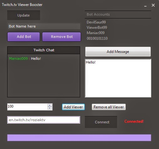 Twitch how to change bot name