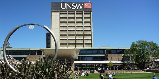 Unsw handbook science and business