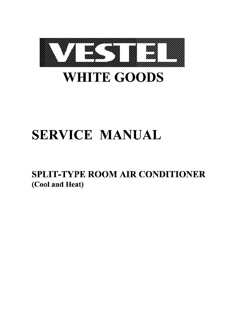 voltas split ac service manual