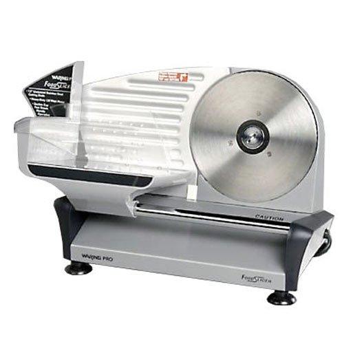 waring pro meat slicer manual