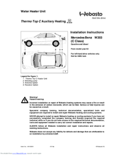 webasto thermo 90 st installation manual
