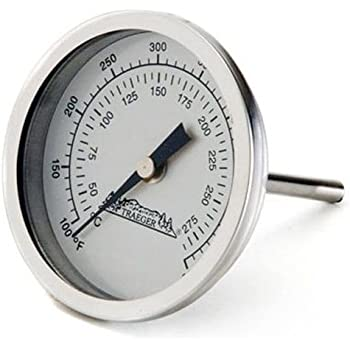 Weber style thermometer 6742 manual