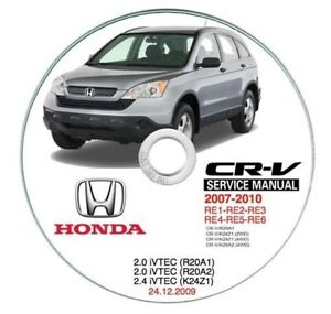 workshop manual for 2002 honda crv